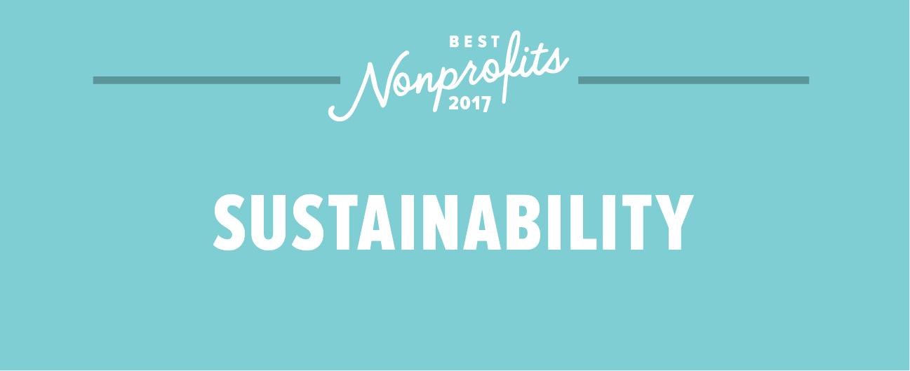 Best Nonprofits for Sustainability