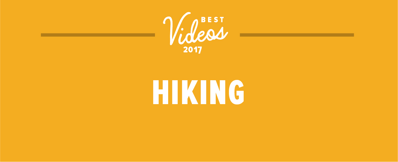 best hiking videos