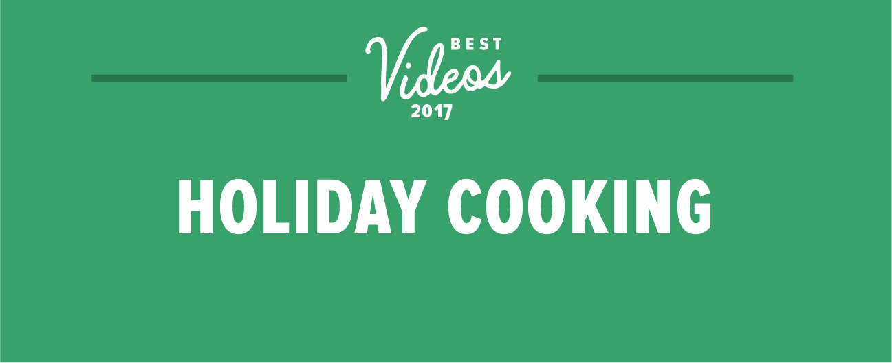 best holiday cooking videos