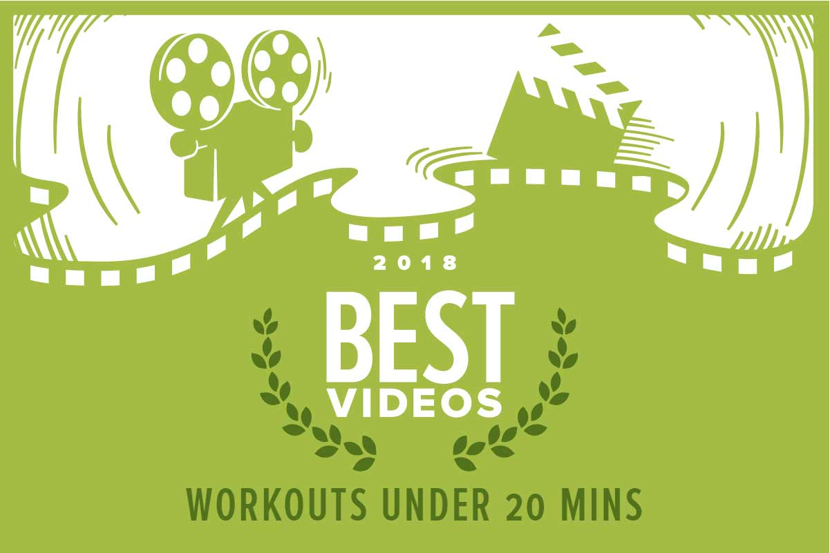 The Best 20 Minute Workout Videos Workouts Timers For Tabata Hiit And Circuit Training Are Included