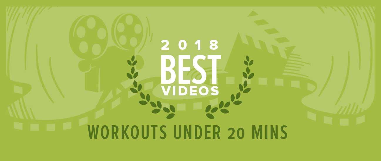 best workouts under 20 minutes