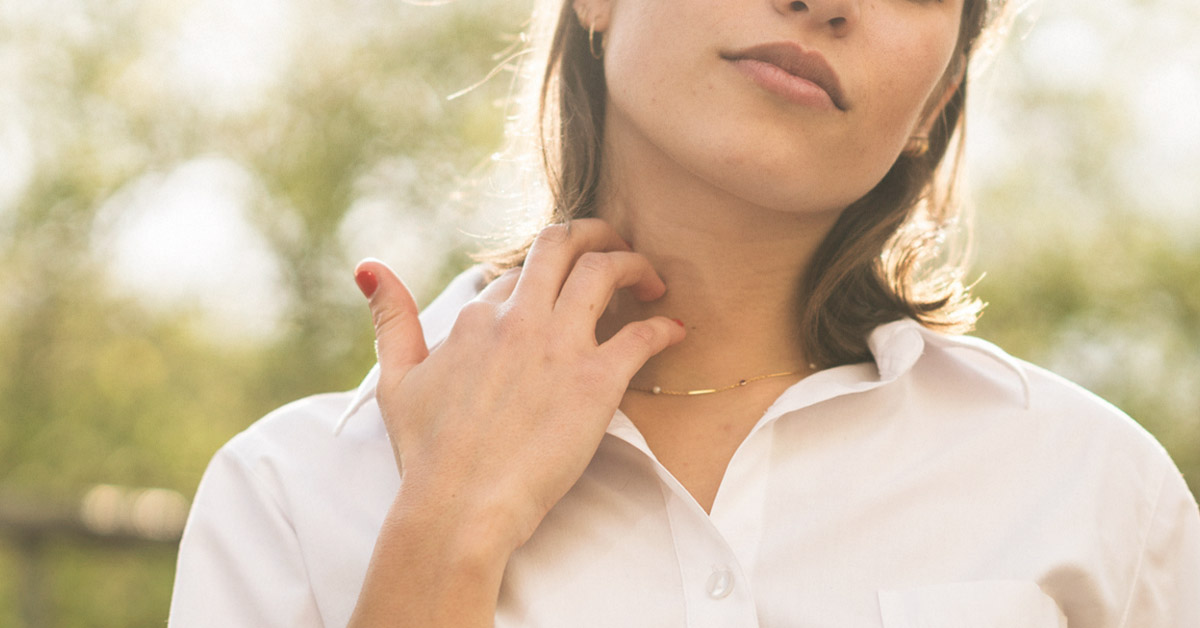 Itchy Neck: Symptoms, Causes, and Treatment
