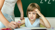 School as a Source of Kids Stress