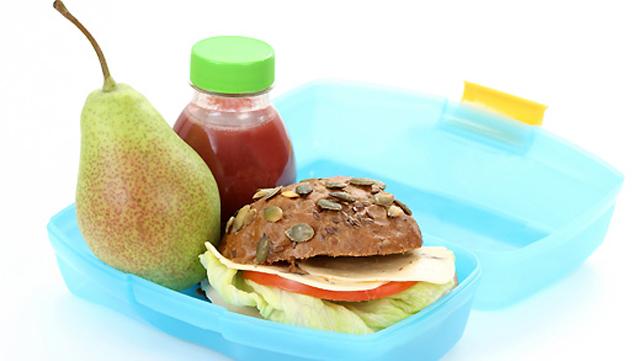 health school lunch