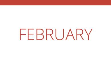 February is National Heart Disease Awareness Month. Get ... |February Health Awareness