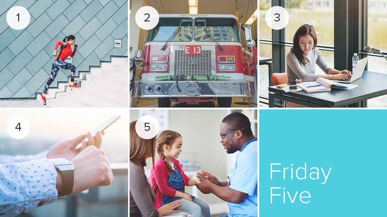 healthline friday five