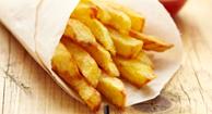 Fried foods make IBS worse.