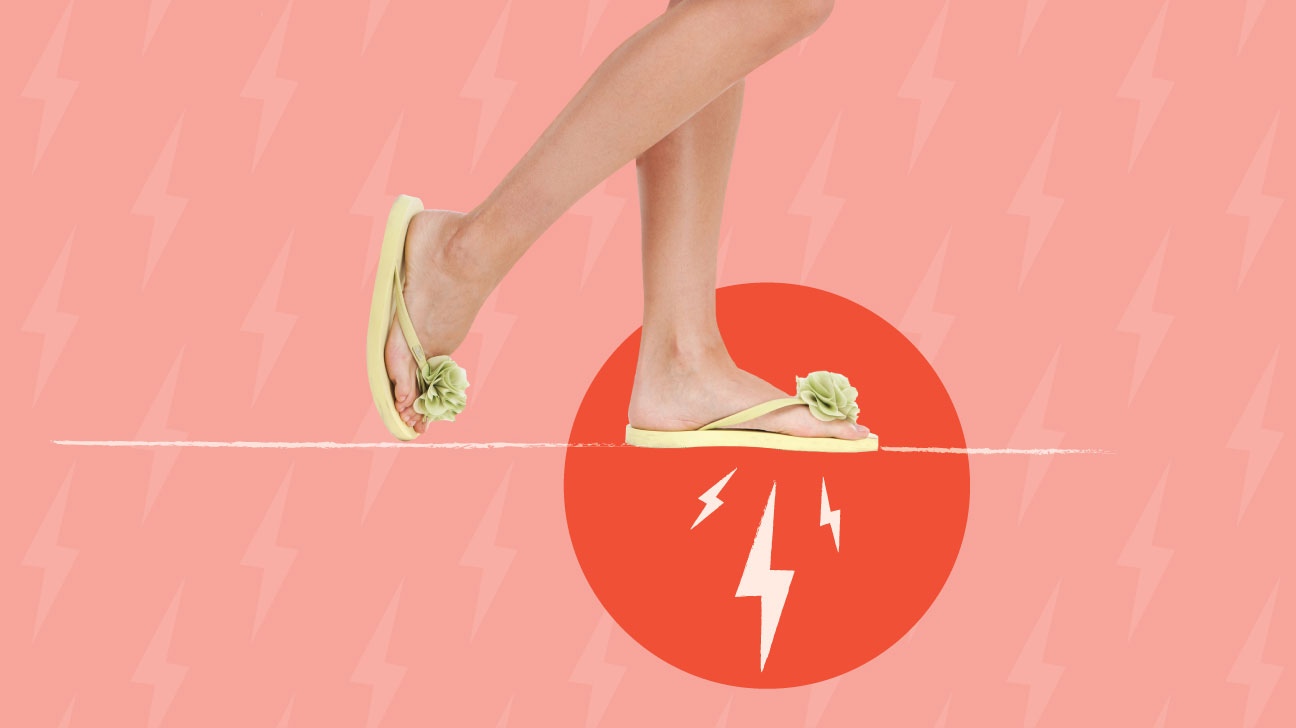3a461d421 Can My Sandals Cause Flat Feet and Pain  Plus 5 Tips and Remedies