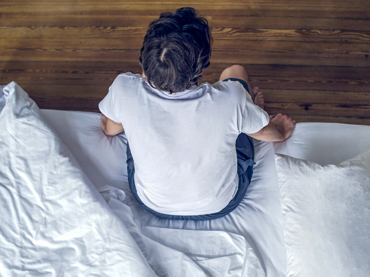 adult bed wetting causes