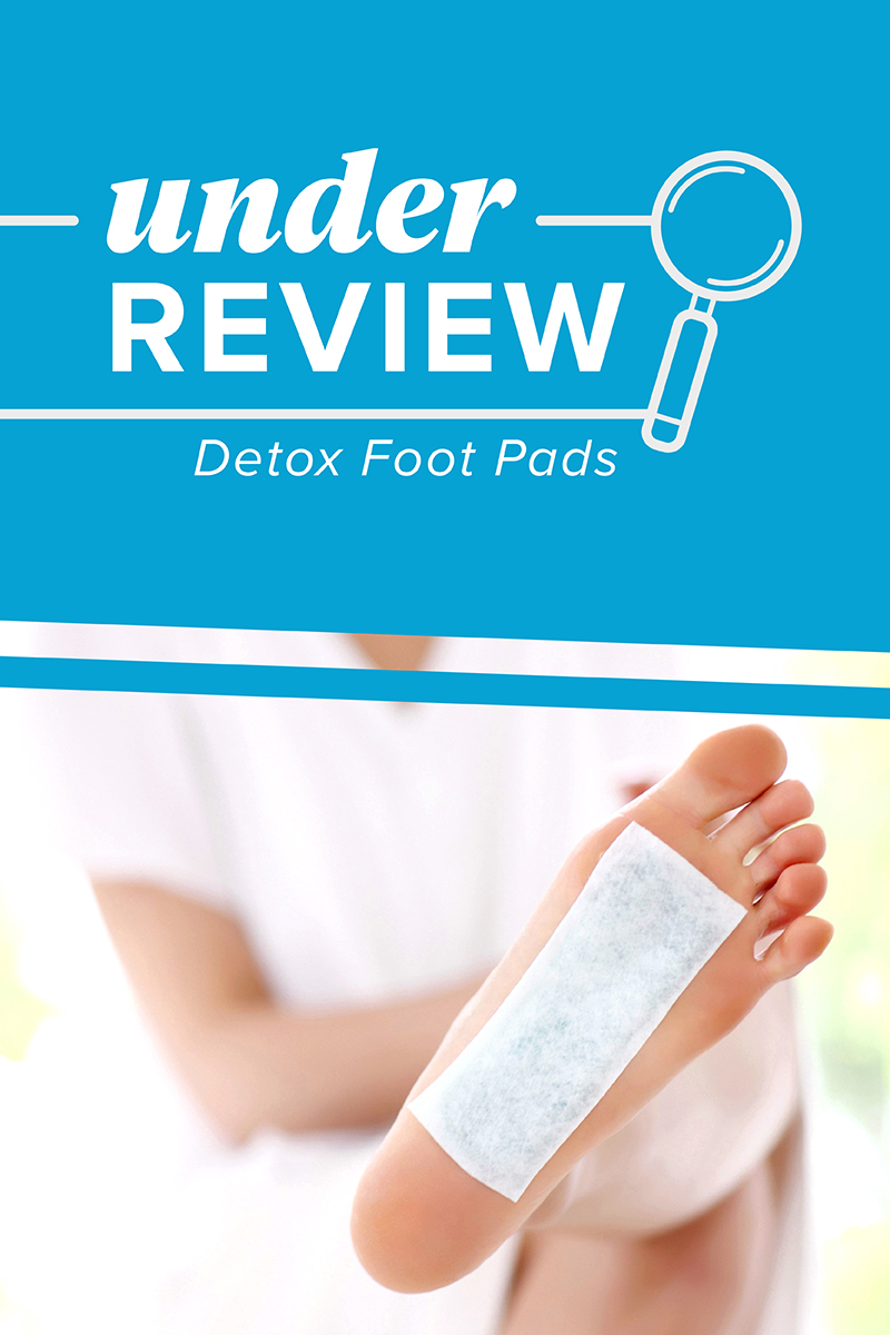 bamboo vinegar detox patch do they work