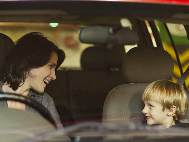 When Can A Child Sit In The Front Seat Height And Age Requirements