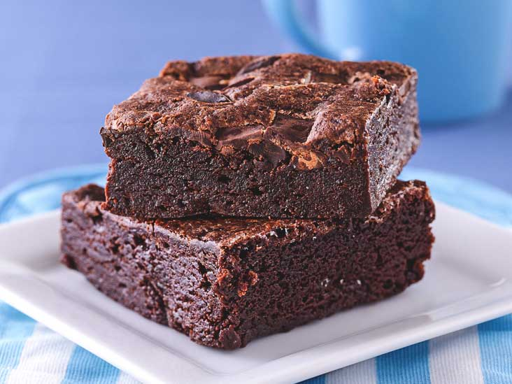 6 Brownie Recipes for People with Diabetes