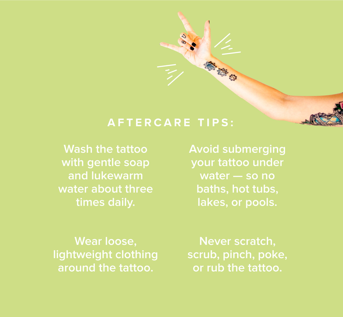 tattoo guide