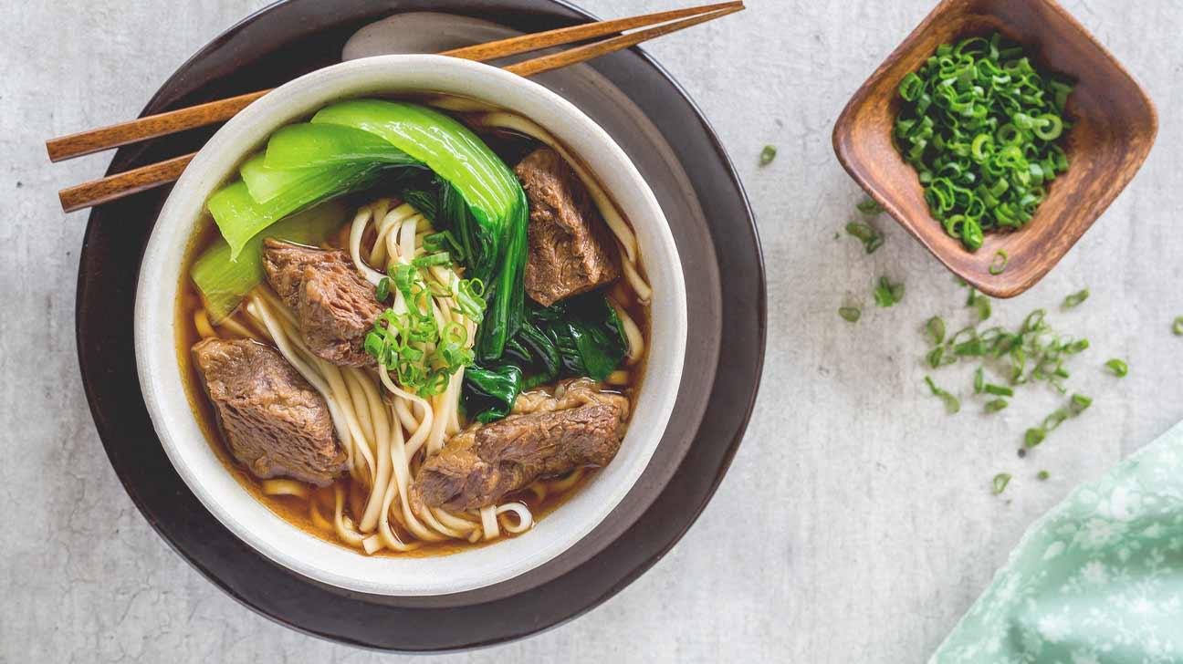 Asian Instant Pot Recipes