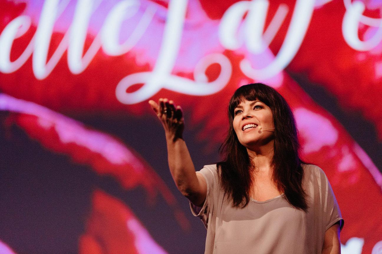 Author Danielle LaPorte