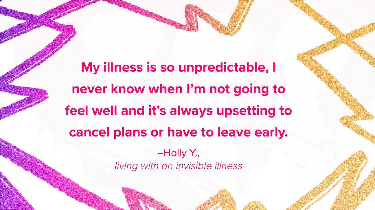 invisible illness QC 1