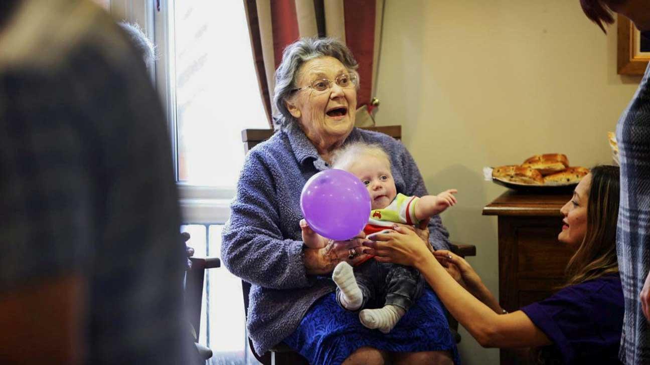 seniors, daycare