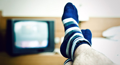 Brains of Couch Potatoes Wither Away More Quickly