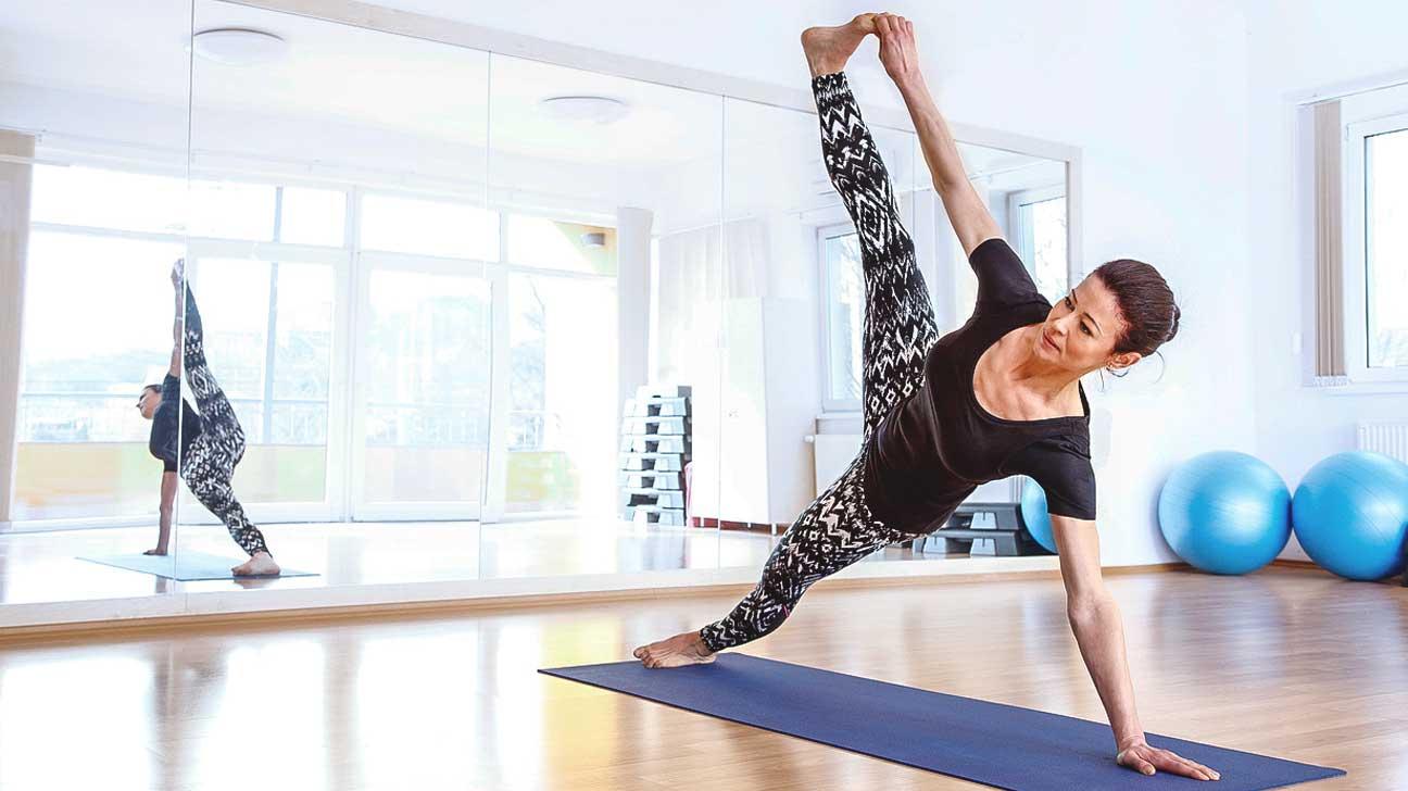 exercising as you get older