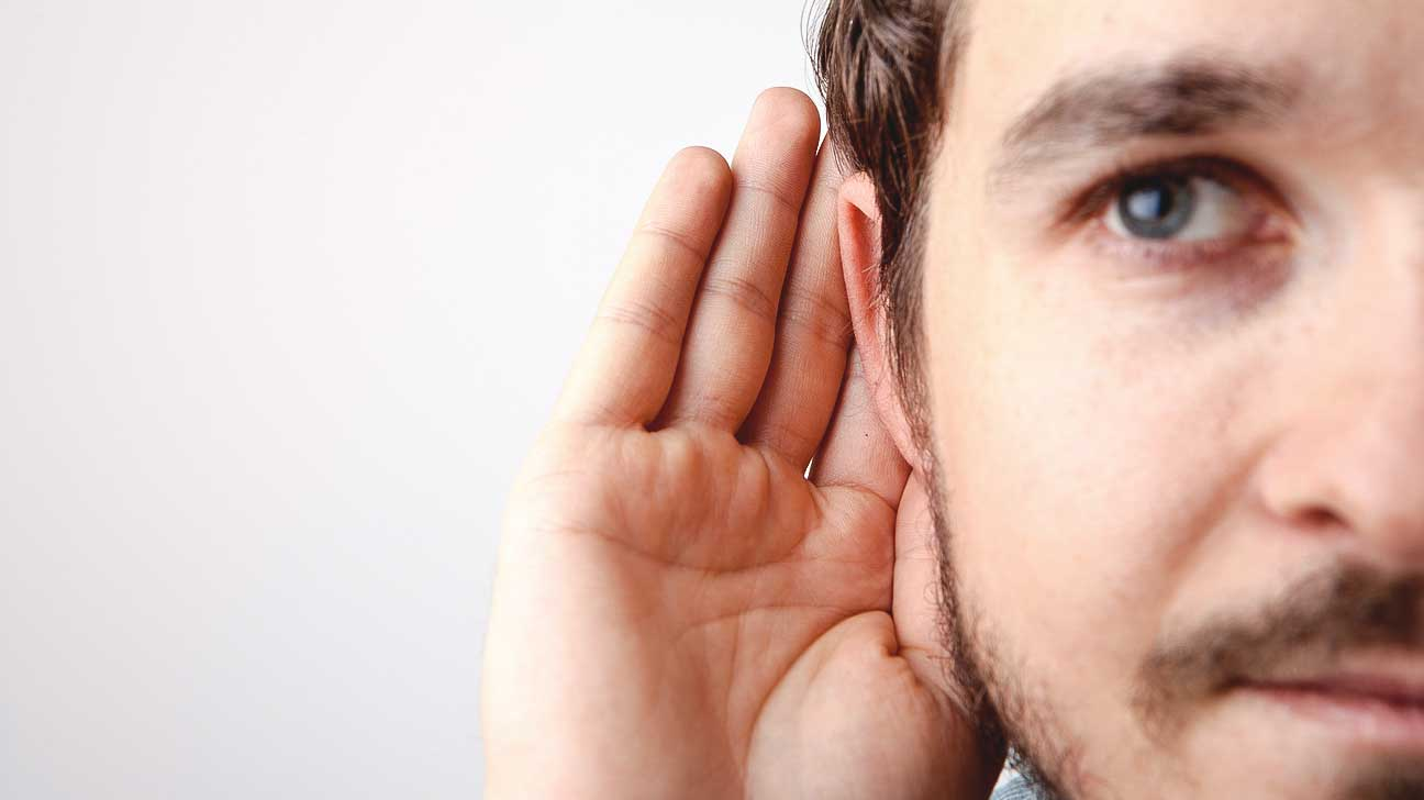 hearing loss increasing