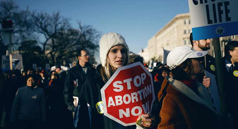 Trump, Pills, Laws: Battle Over Abortion Heats Up
