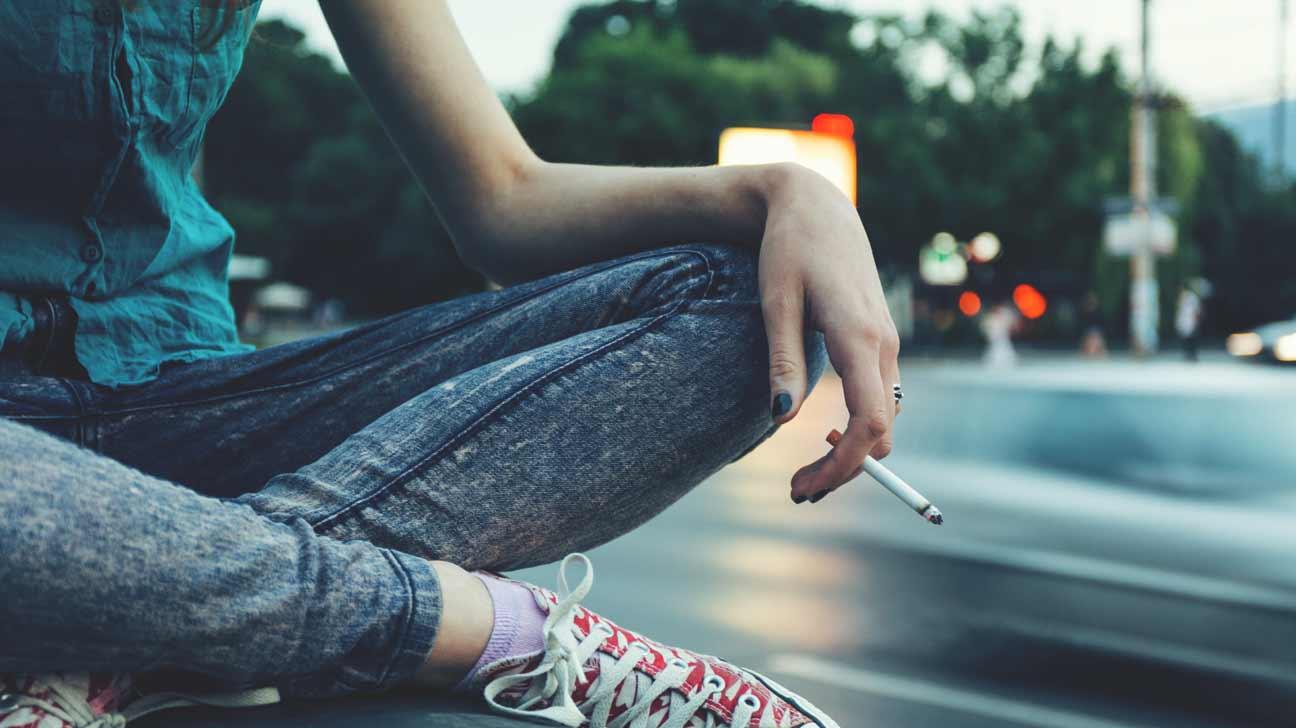 teen smoking rise