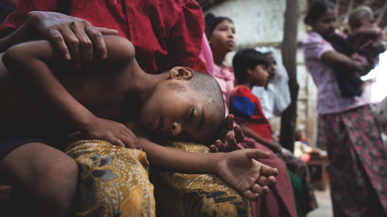 malaria eradication efforts