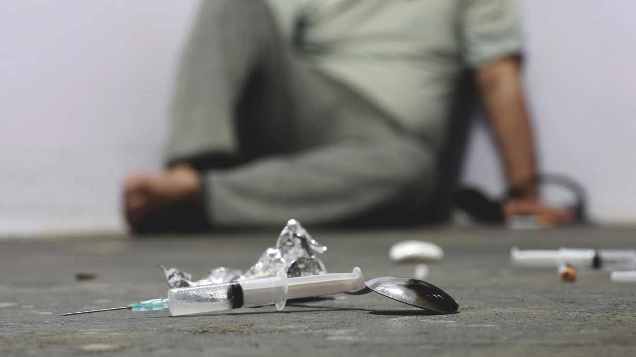 heroin overdose drug