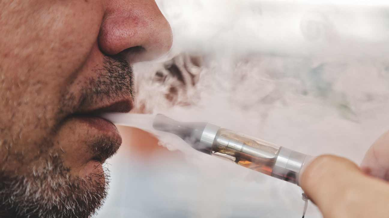 scientists and e-cigs