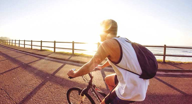 Biking or Walking to Work Can Improve Your Health Dramatically