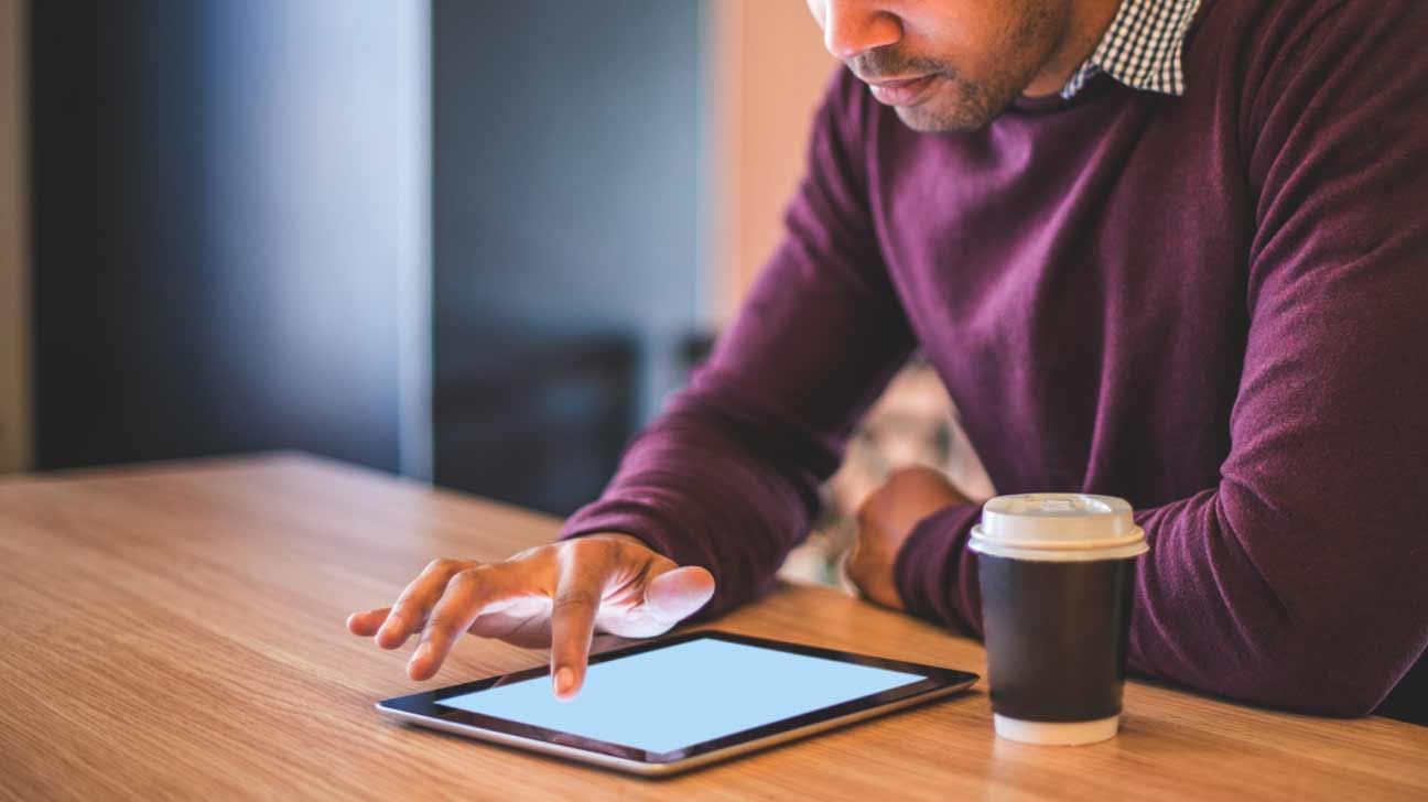 digital reading vs paper