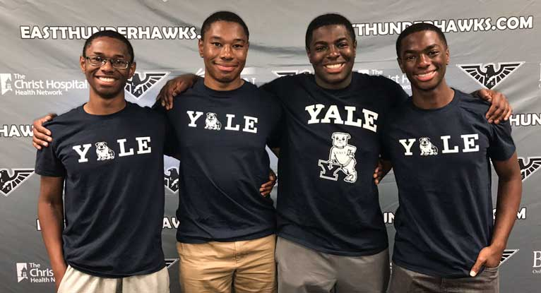 Yale Quads: Do Multiple Birth Siblings Always Turn Out the Same?