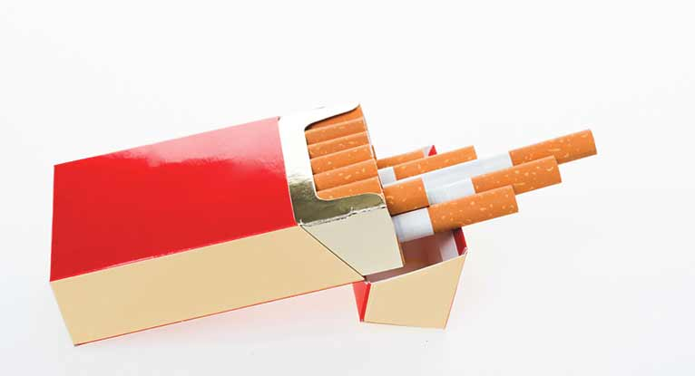 Does Plain Packaging on Tobacco Products Work?