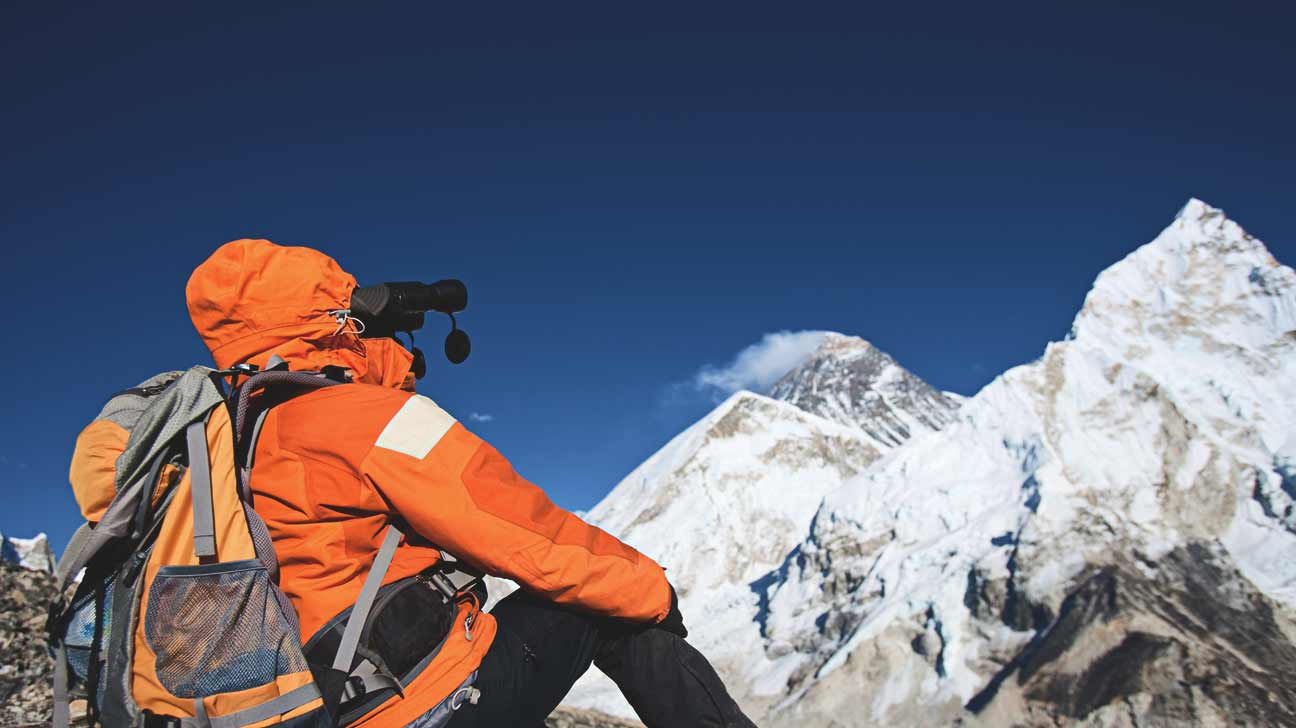 why climb everest