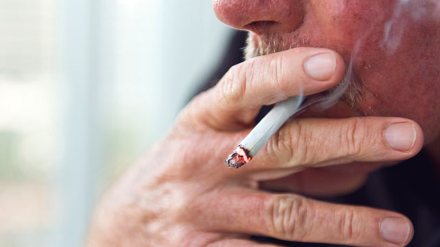 smoking and the case of lung cancer in america