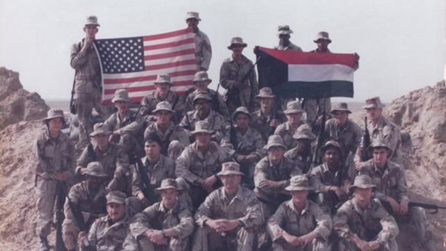 Gulf war soldiers
