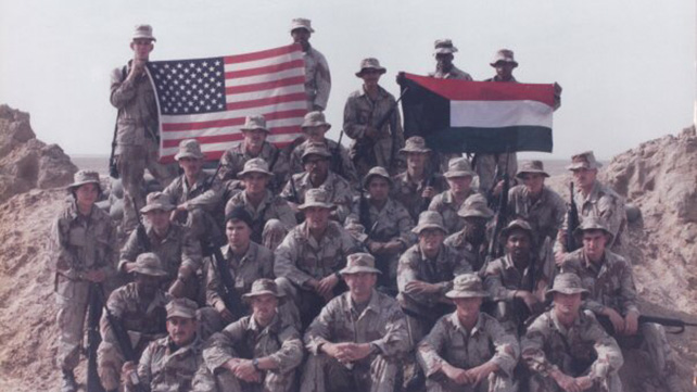 Persian gulf war syndrome