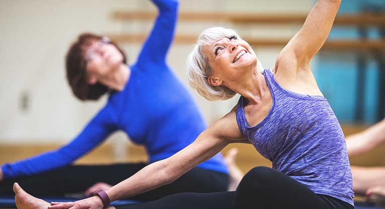 The Benefits of Yoga for People with MS