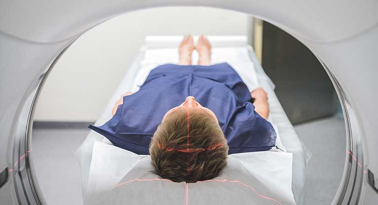 Imaging Traumatic Brain Injuries in Living Patients