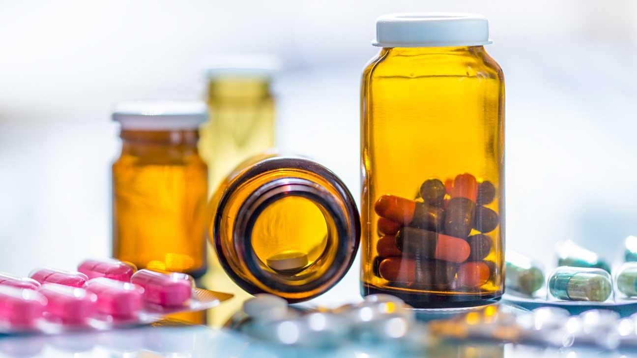 recycling prescription pills medication