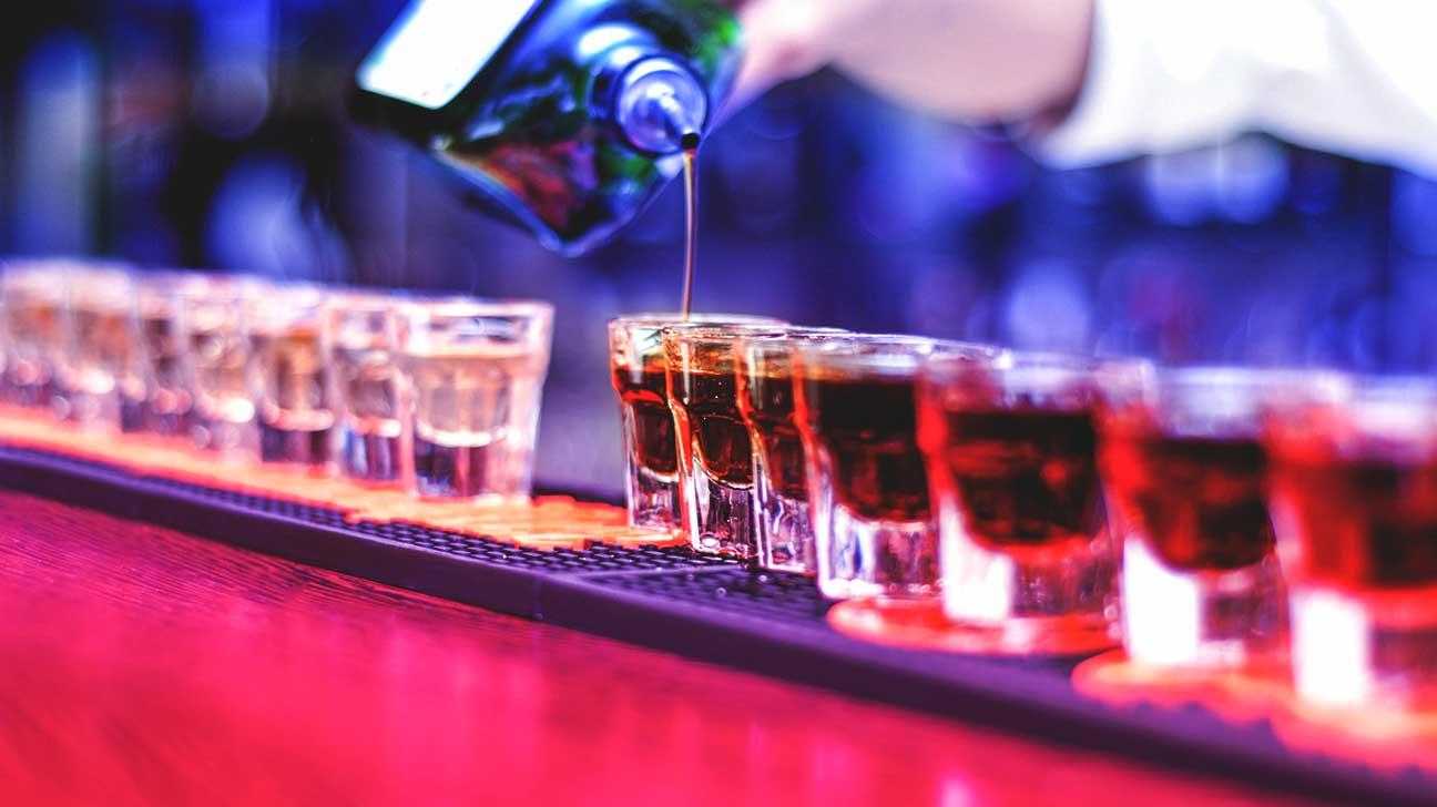 dementia alzheimer's drinking alcohol