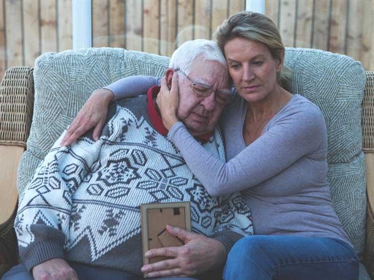 dementia patients death