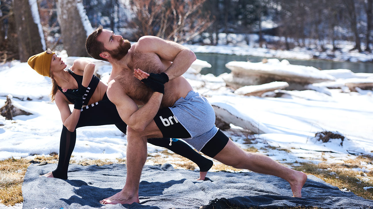 Feel the Brrrn: Is Cold Yoga the Next Exercise Craze?