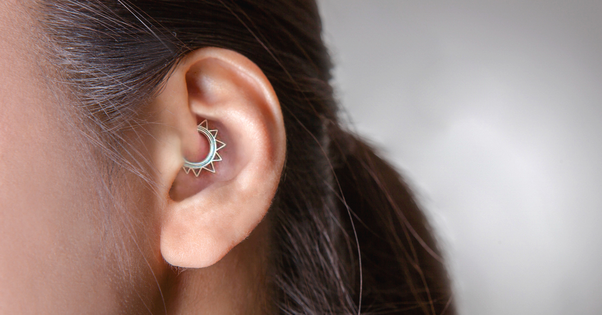 Daith Piercing For Anxiety Potential Benefits And Risks