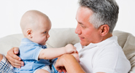 Children of Older Dads at Higher Risk for Mental, Academic Problems