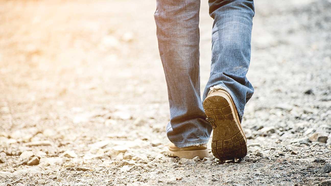stimulation to help MS patients walk