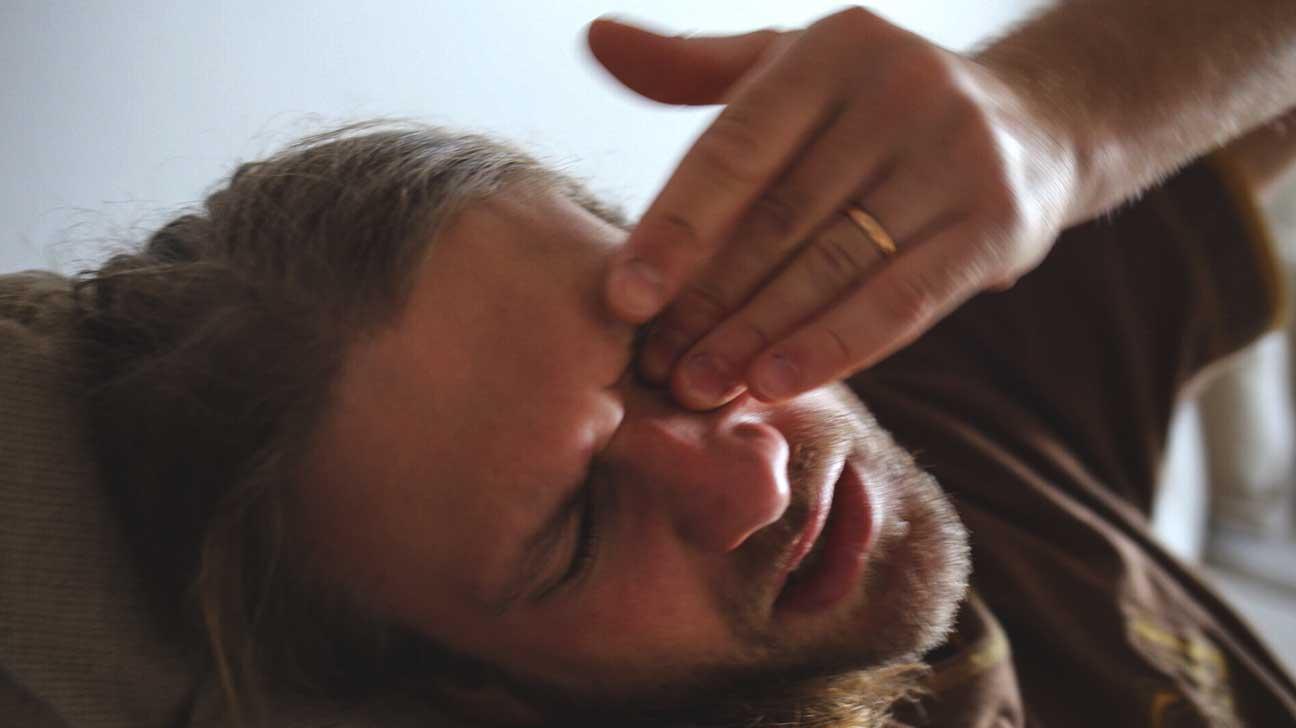 brain stimulation for MS