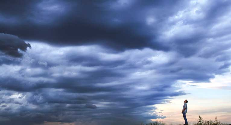 Climate change affecting business