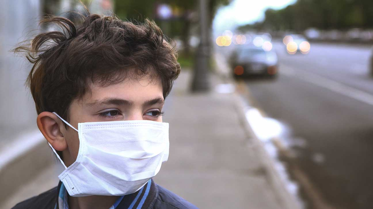 face masks for air pollution