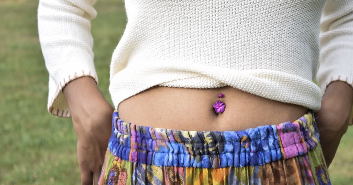 Dirty Belly Button Why And How To Clean Your Navel